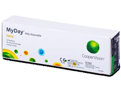 MyDay daily disposable toric (30 leč)