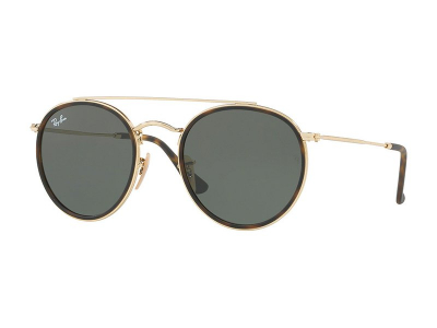 Ray-Ban Round Double Bridge RB3647N 001