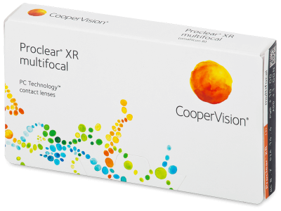 Proclear Multifocal XR (3leče)