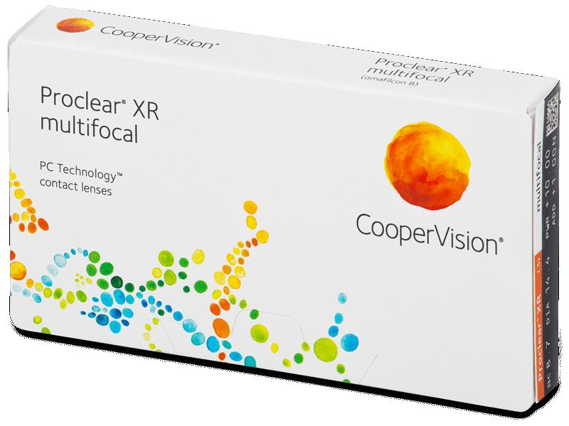Proclear Multifocal XR (3leče) - Multifokalne kontaktne leče