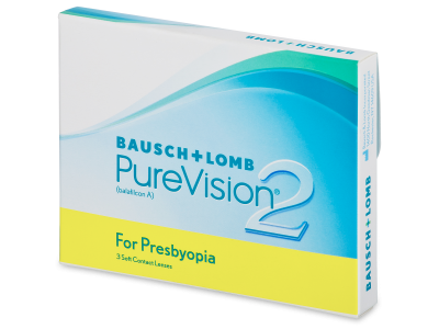 PureVision 2 for Presbyopia (3leče)
