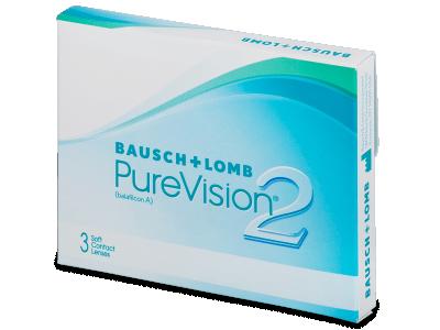 PureVision 2 (3 leče)