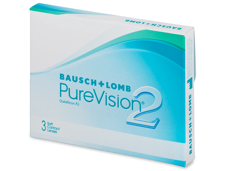 PureVision 2 (3 leče) - Mesečne kontaktne leče
