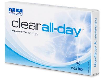 Clear All-Day (6leč) - Mesečne kontaktne leče