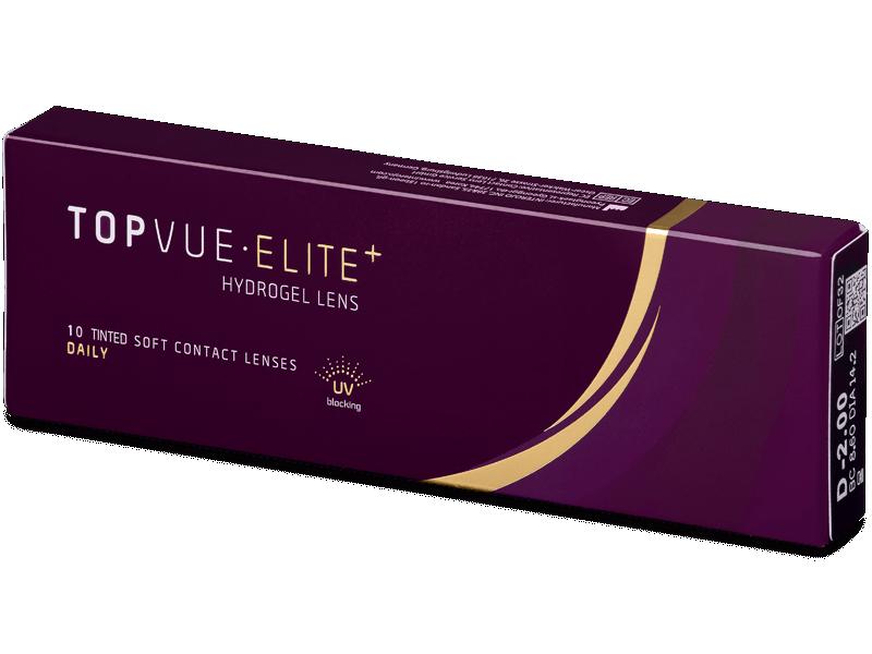 TopVue Elite+ (10 leč) - Dnevne kontaktne leče