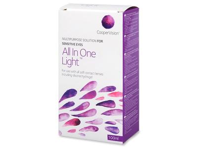 Tekočina All In One Light 100 ml  - Tekočina za čiščenje