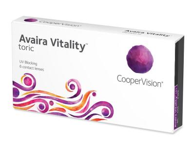 Avaira Vitality Toric (6 leč)
