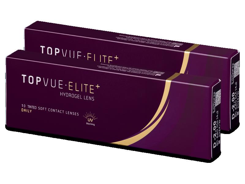 TopVue Elite+ (2x10 leč) - Dnevne kontaktne leče
