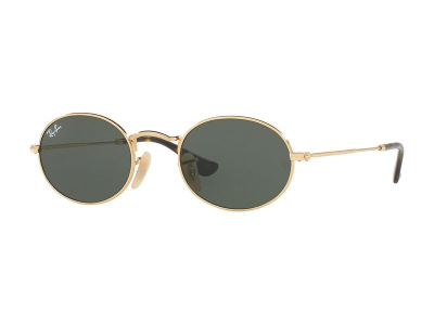 Ray-Ban Oval Flat Lenses RB3547N 001