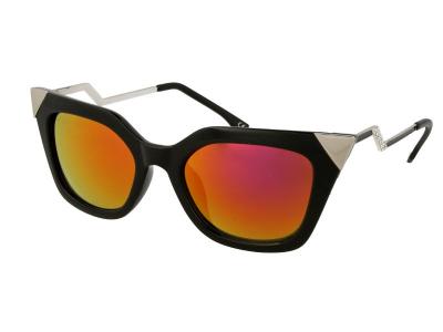 Sončna očala Alensa Cat Eye Shiny Black Mirror