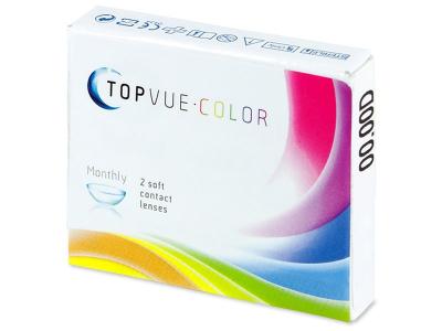 TopVue Color - Grey - brez dioptrije (2 leči) - Starejši dizajn