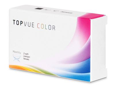 TopVue Color - Grey - brez dioptrije (2 leči)