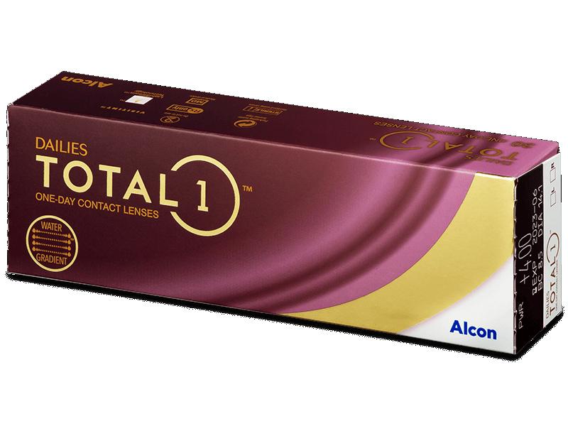 Dailies TOTAL1 (30leč) - Dnevne kontaktne leče