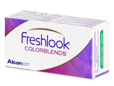 FreshLook ColorBlends Grey - brez dioptrije (2 leči)