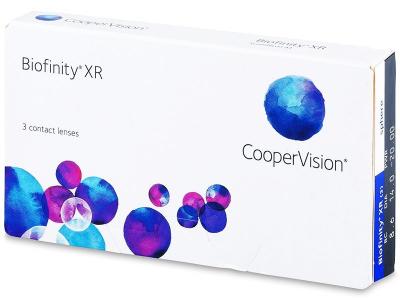 Biofinity XR (3 leče)