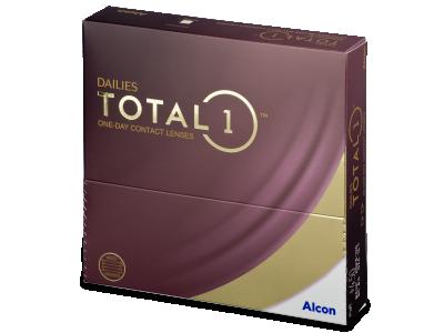 Dailies TOTAL1 (90leč) - Dnevne kontaktne leče