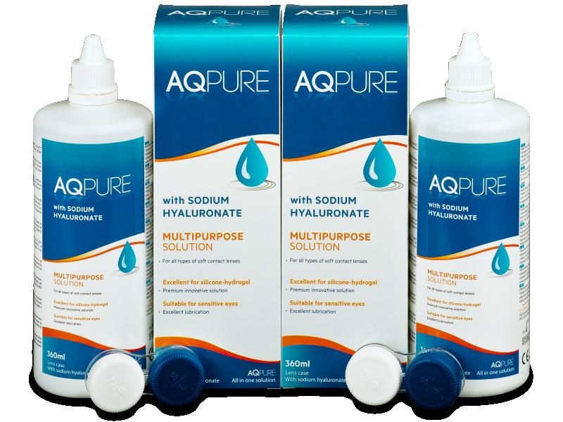 Tekočina AQ Pure 2 x 360ml  - Ekonomično dvojno pakiranje tekočine