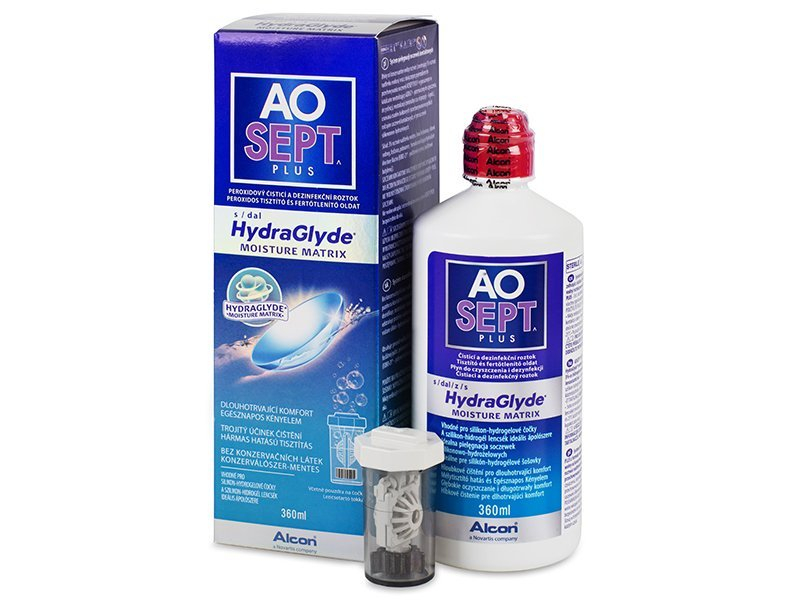 Tekočina AO SEPT PLUS HydraGlyde 360 ml