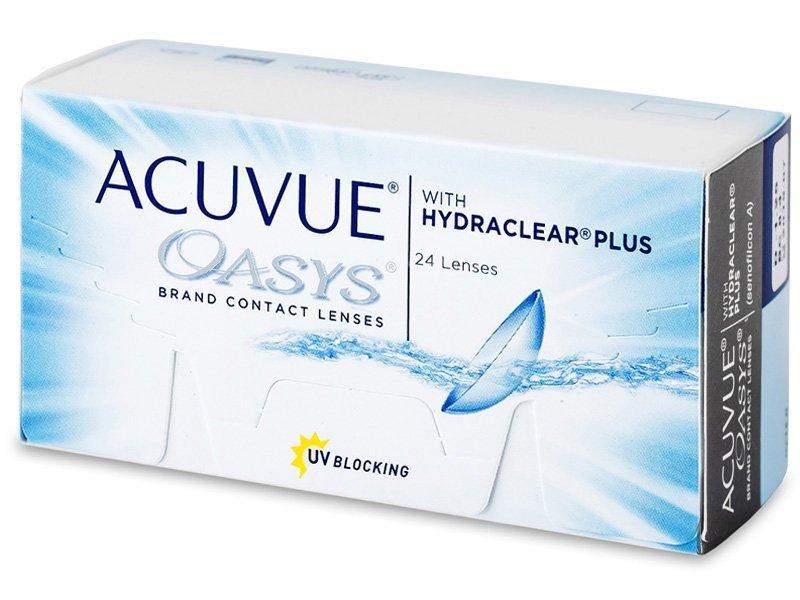 Acuvue Oasys (24 leč) - 14 dnevne kontaktne leče