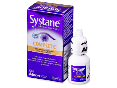 Kapljice za oči Systane™ COMPLETE 10 ml