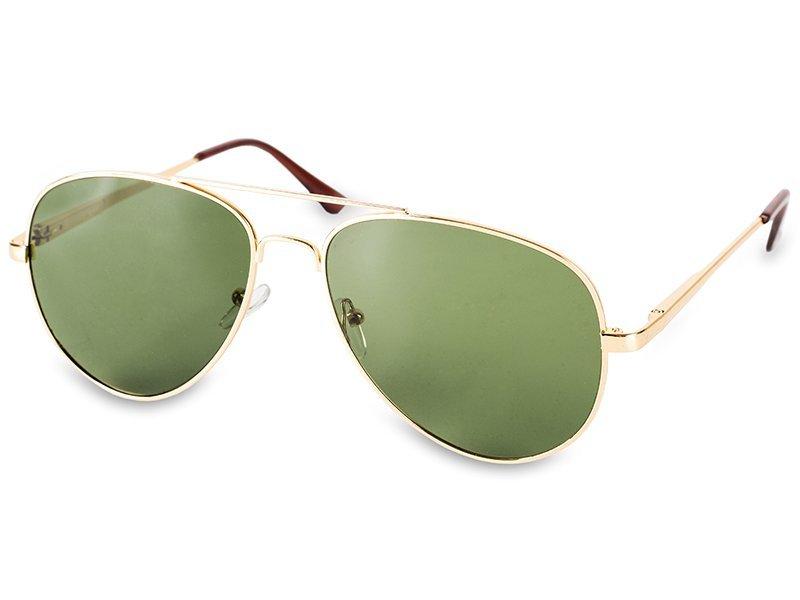 Sončna očala Pilot Style  - model: Gold