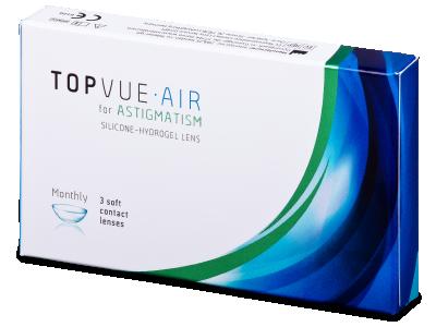 TopVue Air for Astigmatism (3 leče)