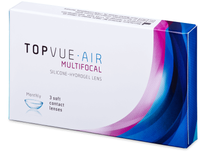 TopVue Air Multifocal (3 leče)