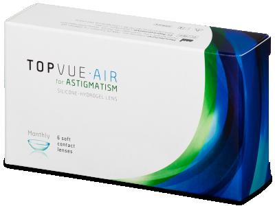 TopVue Air for Astigmatism (6leč) - Torične kontaktne leče