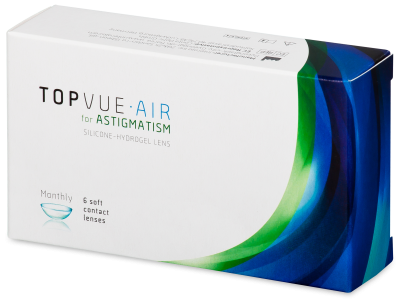 TopVue Air for Astigmatism (6leč)