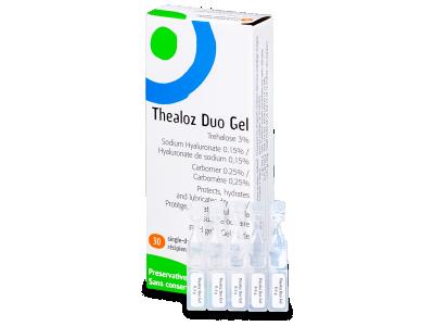 Kapljice za oči Thealoz Duo Gel 30x 0,4g