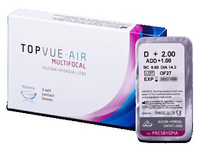 TopVue Air Multifocal (1leča)