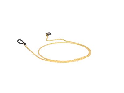 Kovinska vrvica za očala BC15 - Zlata
