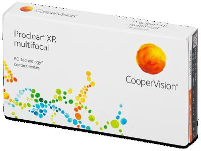Proclear Multifocal XR (6 leč)