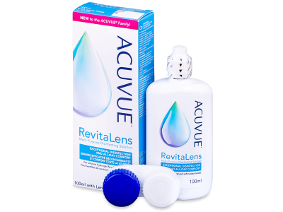 Tekočina Acuvue RevitaLens 100 ml