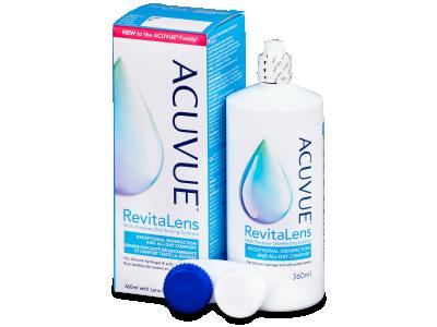 Tekočina Acuvue RevitaLens 360 ml
