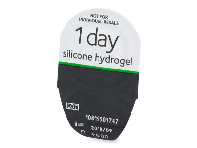 MyDay daily disposable (90leč) - Predogled blister embalaže