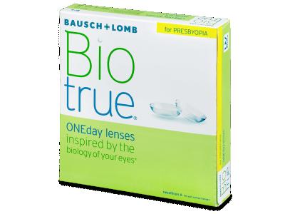 Biotrue ONEday for Presbyopia (90 leč)