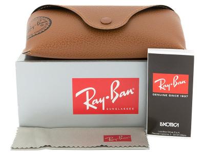 Ray-Ban Aviator Large Metal RB3025 - 167/4K  - Predogled pakiranja
