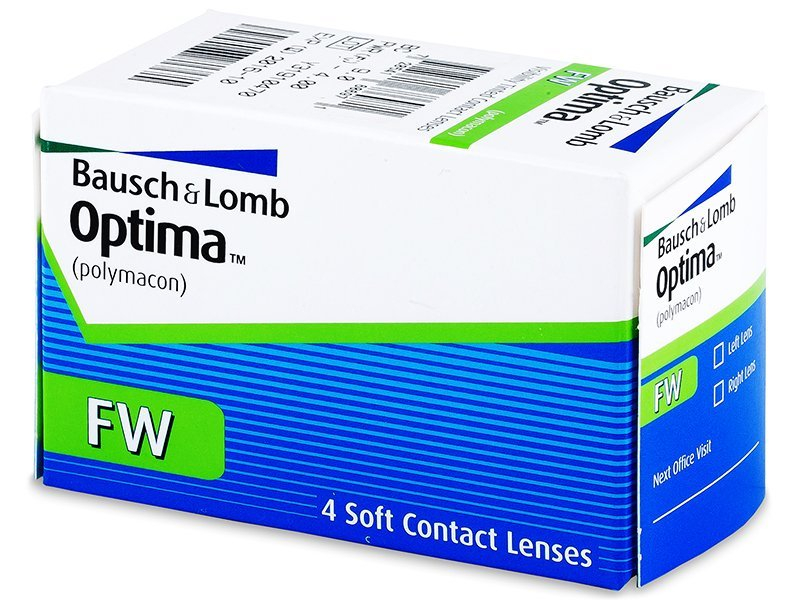 Optima FW (4leče) - Mesečne kontaktne leče