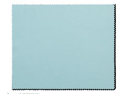 Čistilna krpica za očala - Svetlo modra