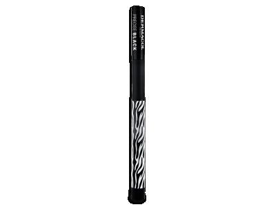 Črtalo za oči Dermacol Precise Black 1 ml
