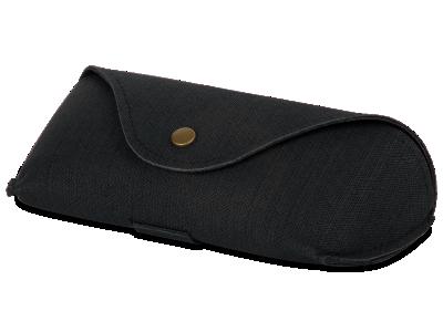 Črn etui za očala SH224-1