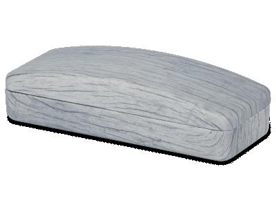Etui za očala z motivom temnega lesa