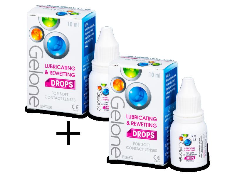 Gelone Drops 10 ml 1+1 BREZPLAČNO - Package deal