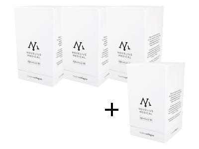 Kolagen Hydrocollagen Novelius Medical 28x 6 g 3+1 BREZPLAČNO