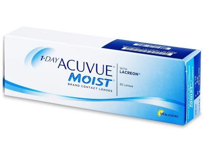 1 Day Acuvue Moist (30leč) - Dnevne kontaktne leče