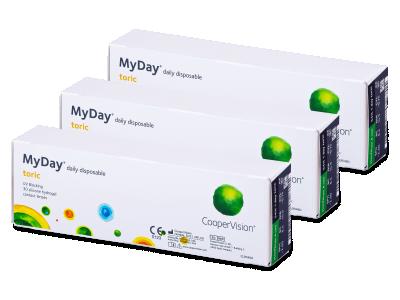 MyDay daily disposable toric (90 leč)