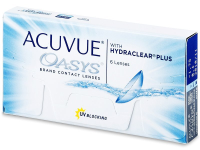 Acuvue Oasys (6leč) - 14 dnevne kontaktne leče