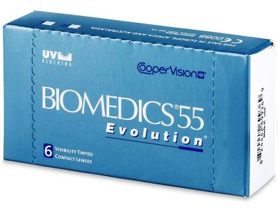 Biomedics 55 Evolution (6leč) - Starejši dizajn