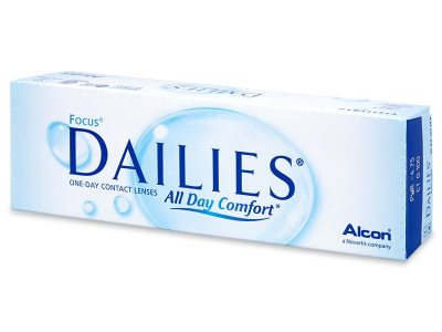 Focus Dailies All Day Comfort (30 leč)